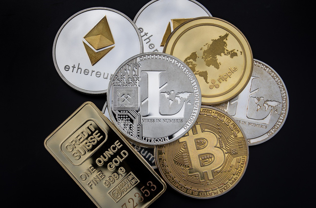 cryptocurrency types digital coins
